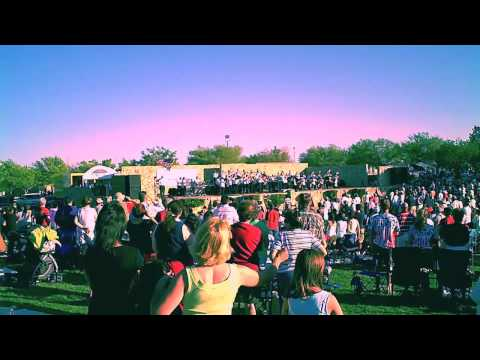 Music Under the Stars - El Paso Symphony Orchestra - Star-Spangled Banner