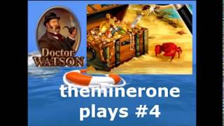 Doctor Watson Treasure Island part 4