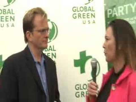Greening Hollywood - Global Green USA Oscar Party