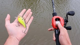 How To Fish Cranĸbaits (Bass Fishing Tips)