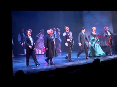 JEKYLL & HYDE: Opens on Broadway