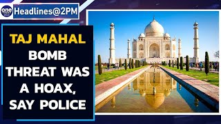 Taj Mahal bomb threat call was a hoax | Caller identified | Oneindia News