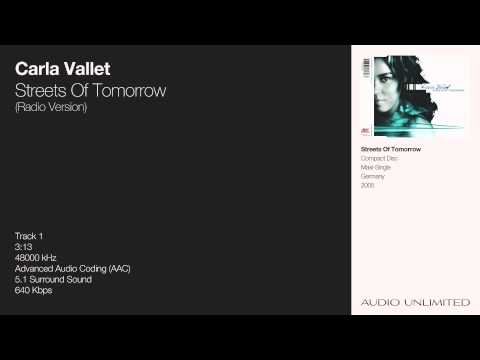 Carla Vallet - Streets Of Tomorrow (Radio Version)
