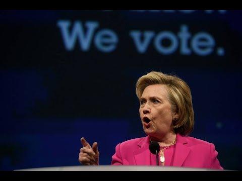 WSJ Article: Hillary Clinton Will Run Again In 2020