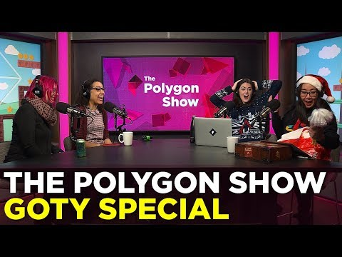 THE POLYGON SHOW: Game of the Year 2017 Special!