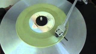 """Stray Cats - Runaway boys 7"""" Limegreen vinyl!"""