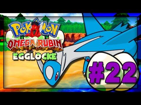 Legendärer Eintrag Im Pokedex Pokémon Omega Rubin Egglocke 22