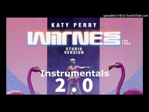 Katy Perry - Save As Draft (Witness: The Tour Instrumental)