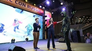 Summer Glau Panel at Comic Con Russia #5(Short video of Summer from her panel at Comic Con Russia. Video Source: http://vk.com/video232942226_171608164 Video courtesy of: https://vk.com/caiber ..., 2015-10-02T21:12:13.000Z)