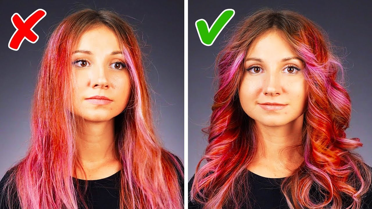 25 EASY HAIR HACKS TO SPEED UP YOUR BEAUTY ROUTINE