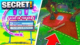 "Secret BUNKER Story Line SOLVED! | ""CABIN IN WAILING WOODS"" Leaked! ( Fortnite Map Changes )"