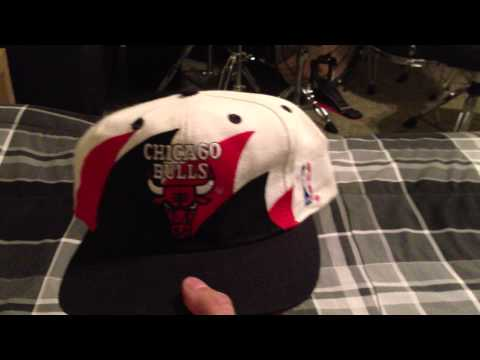 VTG Oakland Athletics SNAP BACK HAT Starter TISA Bulls A