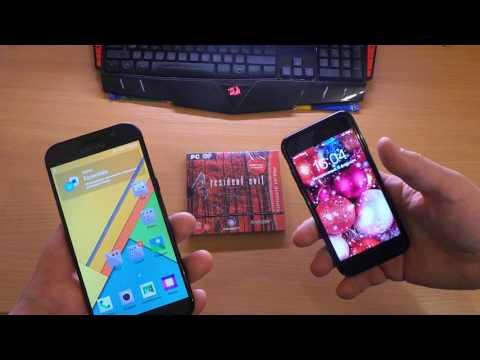 -sia- обзор Samsung A5 2017 - Экран !