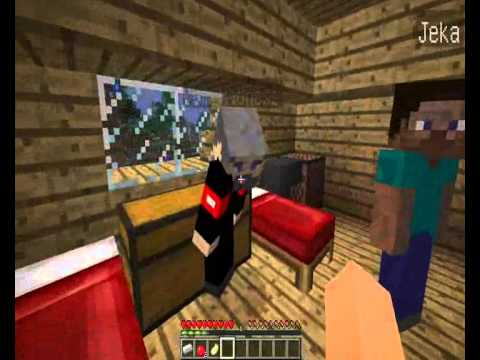 В поисках приведения в Minecraft
