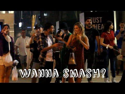 WANNA SMASH PRANK!!