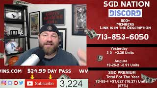 MLB Picks Today August 15th Expert Sports Betting Predictions 8-15-19 Sports Gambling Daily