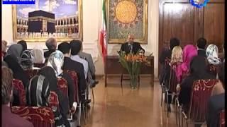 سخنرانی دکترحسین الهی قمشه ای تجلی خدا - drelahi.net