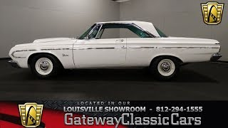 1964 Plymouth Belvedere - Louisville - Stock  #1696