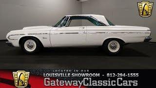 1964 Plymouth Belvedere - Louisville - Stock  #1696