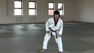 Разминка Taekwondo WTF