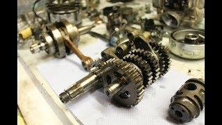 85 kx 2009 démontage complet moteur PARTIE 2 (projet swap partie6)scummybraap518