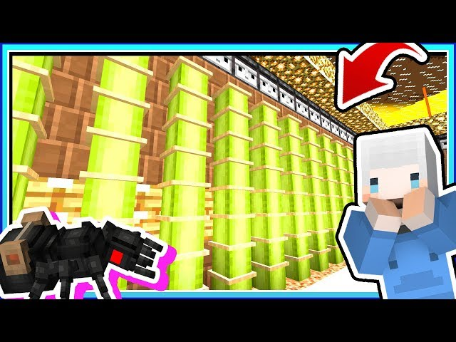 【Minecraft | 渾沌昆蟲】#24 全自動竹子園💖 螞蟻是農夫😆