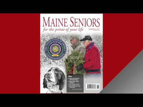 Happy Holidays from Maine Seniors (2015)