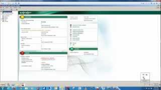 How to install Kaspersky Anti Virus 8 Enterprise Edition via Security Center 9