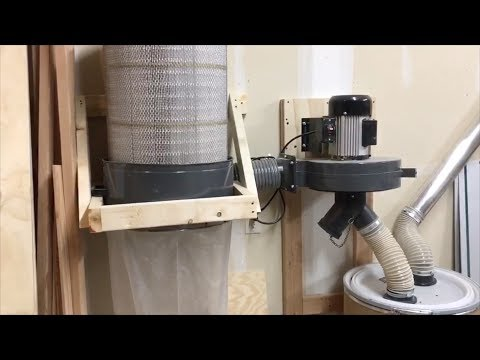 Dust Collector Upgrade