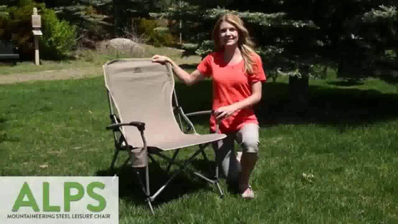 Alps Mountaineering King Kong Chair  sc 1 st  YouTube & Alps Mountaineering King Kong Chair - YouTube