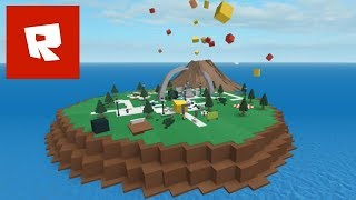 ROBLOX - Take Cover!!! - Teil 21 [Naturkatastrophe Überleben] - Android Gameplay