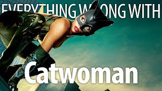 Everything Wrong With Catwoman In Meow Minutes Or Less