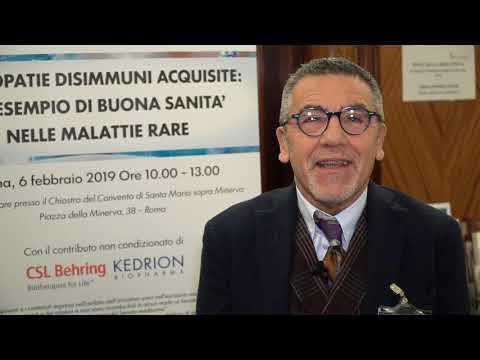 Sindrome di Guillain-Barré: la testimonianza di Carlo Scierra