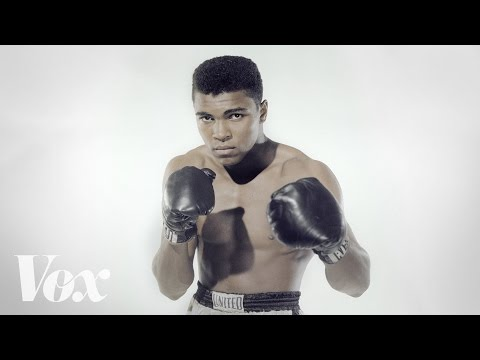 Muhammad Ali's biggest fights were outside the ring