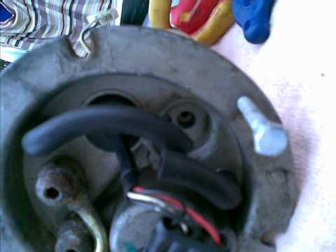 Ducati Monster  Fuel Pump