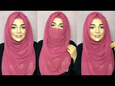 Hijab Tutorial Without Inner Cap With Chiffon Hijab|| Summer Comfy Hijab Style|| Mutahhara♥️