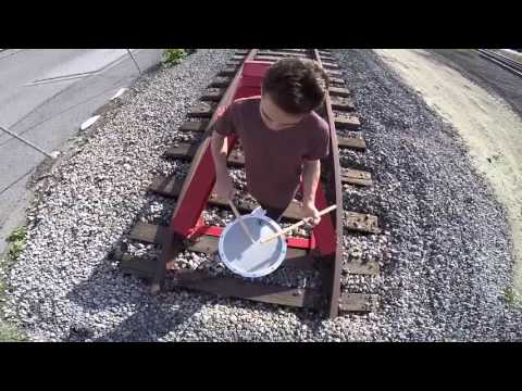 BRANDON OLANDER | Closing | Xymox Percussion Reserve Double Drum Pad