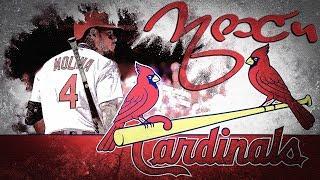 Yadier Molina | 2017 Cardinals Highlights ᴴᴰ