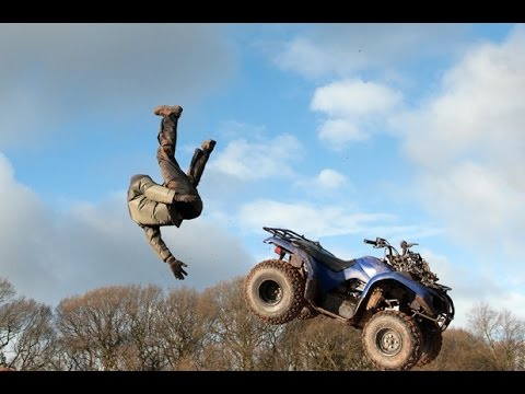 Compilation d'accident de Quad n°1 / ATV Accidents  and Crash # 1