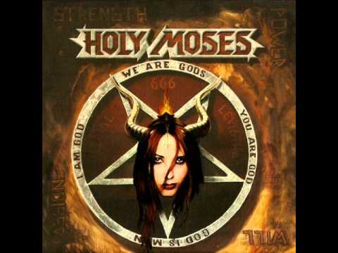 Holy Moses - Angel Cry