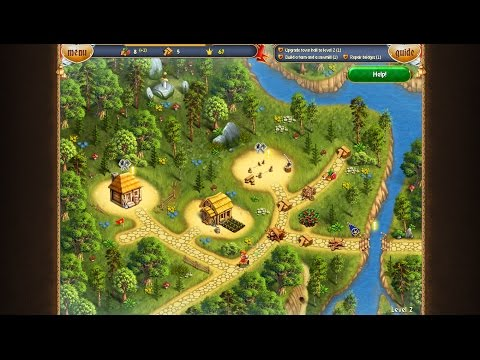 Fables of the Kingdom II Platinum Edition Gameplay HD