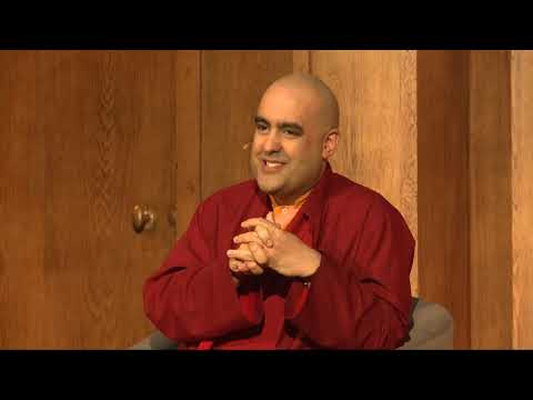 A Monk's Guide to Happiness - with Gelong Thubten