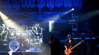 Symphony X Children of a Faceless God Best Buy Theatre March 2012