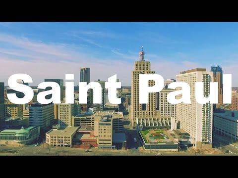 Saint Paul | DJI Phantom 3 - cjflyfilms