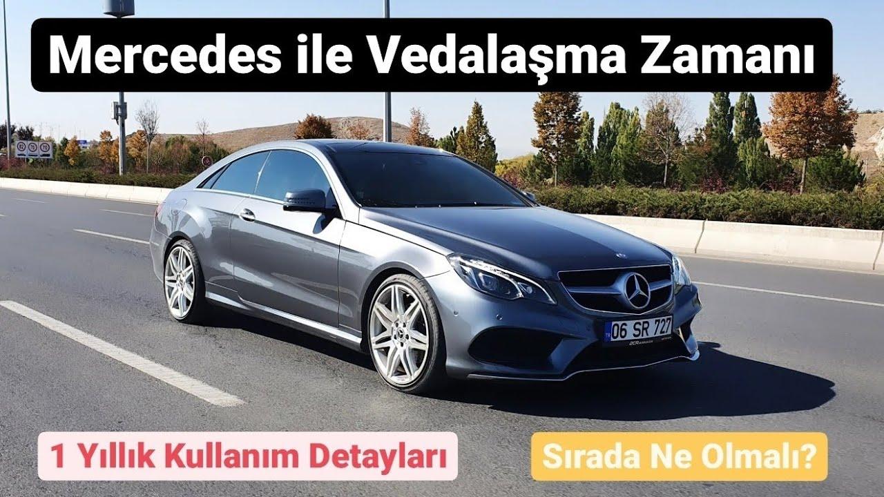 Download 2CR - E250 Coupe Mercedes'imi Sattım - 1 Yıllık Kullanım Sonrası İnceleme - Neden Aldım Neden Sattım