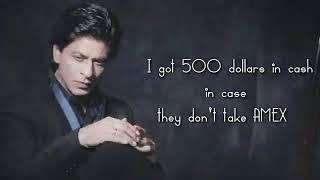 Tesher | Young Shahrukh | I Got 500 Dollars (Lyrics) Tere Bin Jiyo Naiyo Lagda