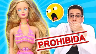 LA BARBIE PROHIBIDA EN 1999: Butterfly Art Barbie y Ken | Curiosidades con Mike - T4 E30