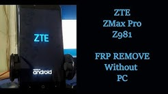 zte a110 frp bypass Google account without PC 2019