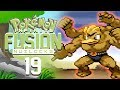S W O L E MAN - Pokemon Infinite Fusion Nuzlocke PART 19!
