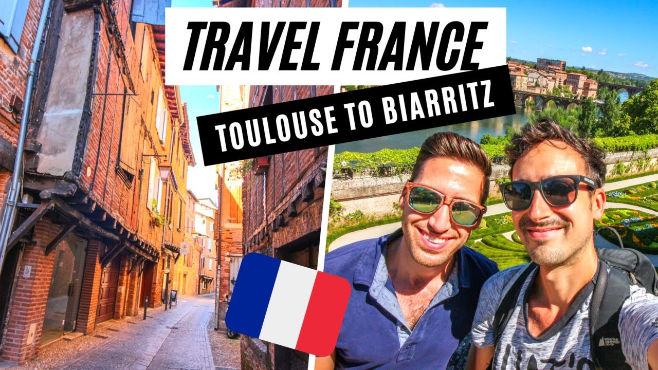 Download Travel Southwestern France: Albi, Toulouse and Biarritz